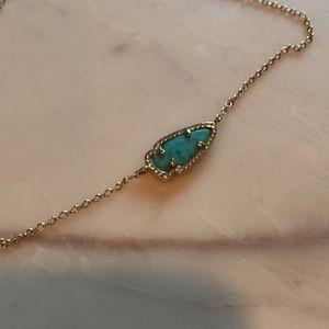 Kendra Scott Skylar necklace - turquoise